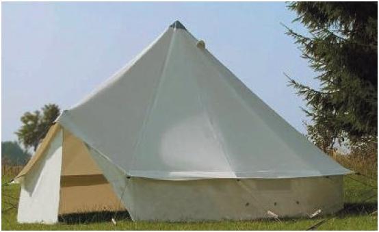 Kennlernnachmittag und neue Zelte